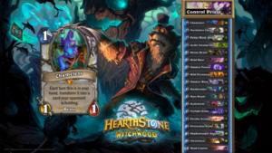 warlock deck hearthstone