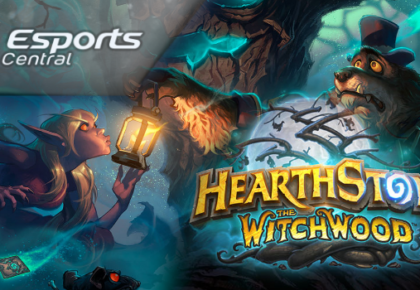 How does The Witchwood expansion impact Hearthstone?