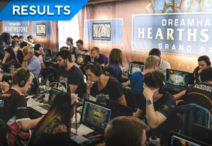 Dib finishes top 16 at DreamHack Hearthstone tournament