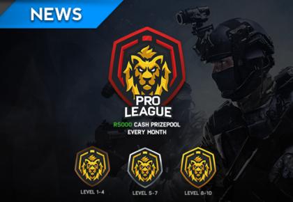 Souzern Lions Pro League announced
