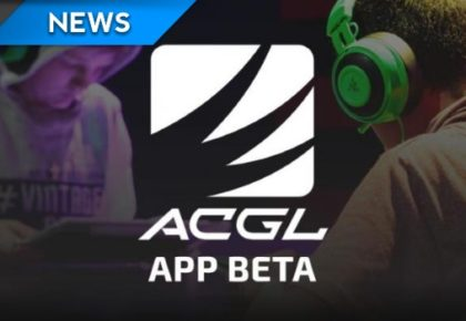 What is… The ACGL esports app?