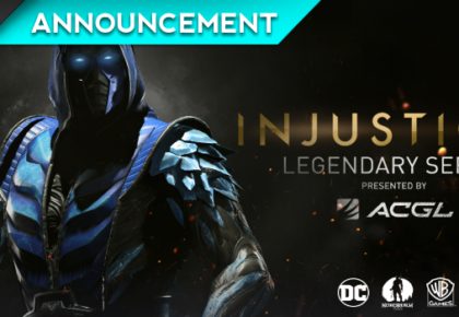 ACGL announces The Injustice 2 Legendary Series