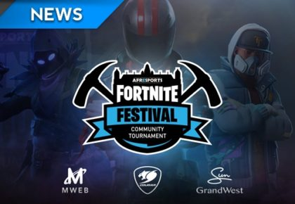 Fortnite Festival at Afresports announced