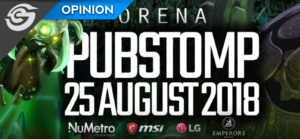 My experience of the Cape Town Nu Metro Dota 2 TI8 PUBSTOMP event