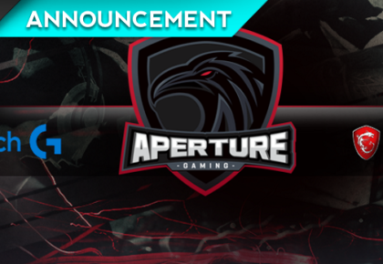 Logitech G & Aperture Gaming partner to invest in all-female esports team