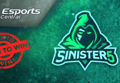 Sinister5 Merchandise Winner Announcement