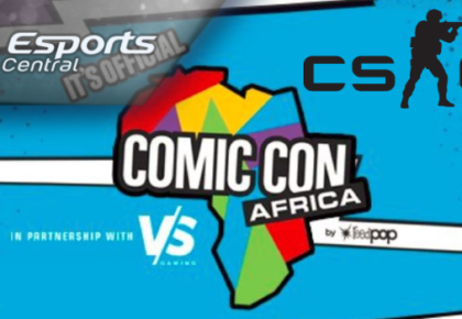 Preview: VS Gaming CS:GO Masters at Comic Con Africa 2018