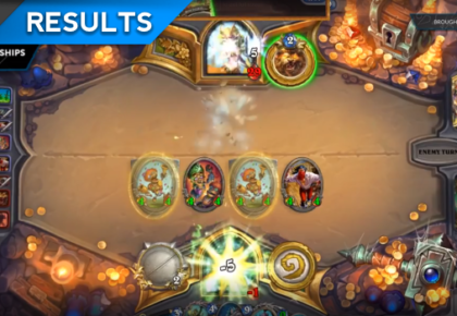 VS Gaming Championship: Hearthstone results