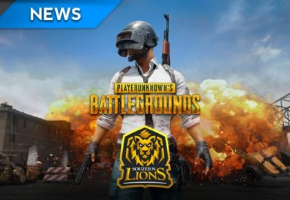 Souzern Lions welcomes PUBG