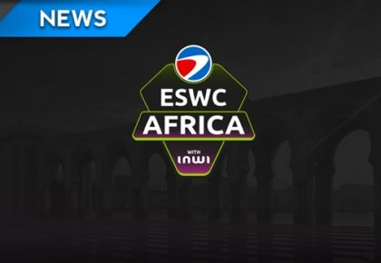 ESWC Africa announced… for North Africa
