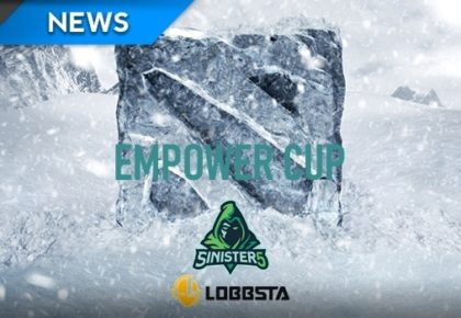 Dota 2 Empower Cup details