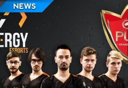 Energy Esports begin their PLG Grand Slam campaign today