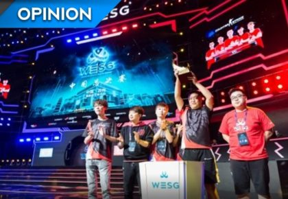Re-examining WESG and its place in esports
