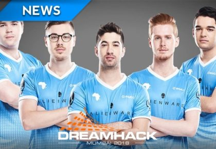 Bravado Gaming secure DreamHack India title
