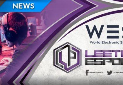 Leetpro Esports secure WESG spot for Dota 2