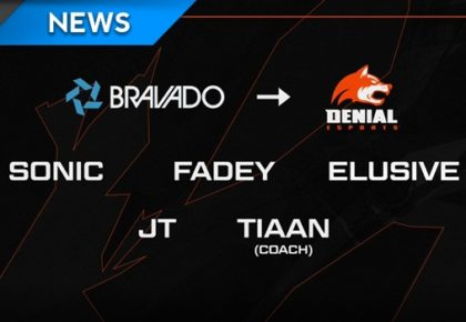 Bravado Gaming brings Project Destiny to an end