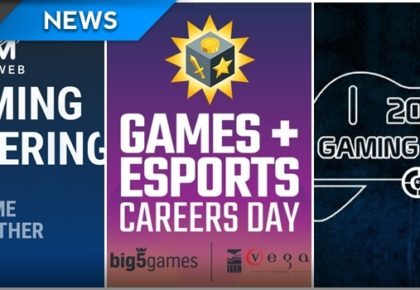 3 Events with Esports and Gaming Conversations