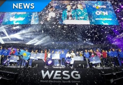 Wrap up of Dota2, StarCraft 2 and Hearthstone at WESG