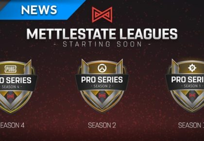 Registrations open for the new Mettlestate seasons
