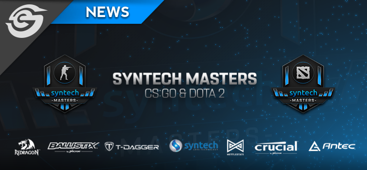 Syntech Masters launches with R150,000 in prizes for CS:GO