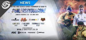 Ekasi Techfest tournament results