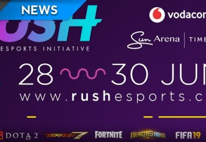 What to expect at Rush Esports this weekend