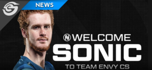 Never Idle: Sonic on moving to Team Envy