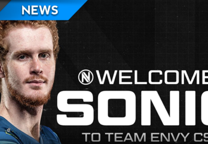Team Envy picks up South African CS:GO player