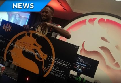 Local Mortal Kombat 11 champion crowned