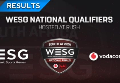 Hearthstone WESG Non-Qualifier Wrap-up