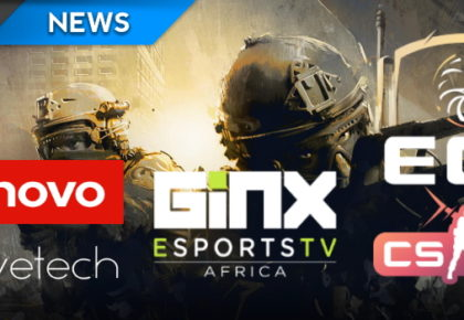 Evetech Champions League sees local CS:GO teams compete live on GINX TV