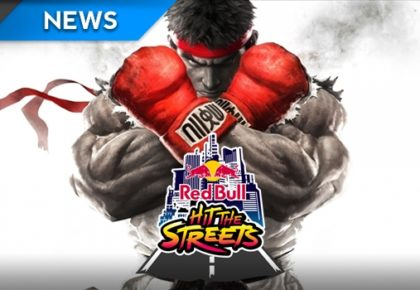 Red Bull ZA announces Street Fighter V tournament series