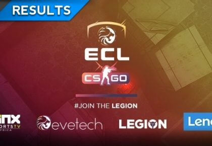 Evetech Champions League CS:GO Group Stages Complete