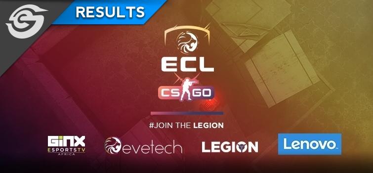 Evetech Champions League CS:GO Group Stages Complete