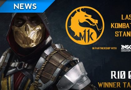 Mortal Kombat 11 Winner-Takes-All at Comic Con