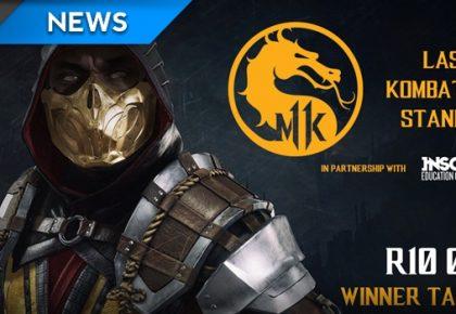 Mortal Kombat 11 Winner-Takes-All at Comic Con