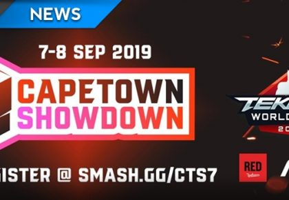 Cape Town Showdown Tekken World Tour results