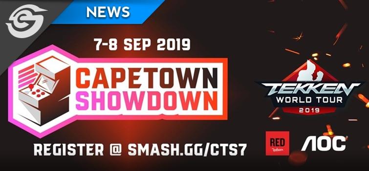 Cape Town Showdown Tekken World Tour Results Esports Central