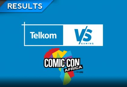 VS Gaming Masters Dota 2 Finals Results: Comic Con Africa 2019