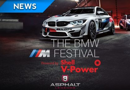 BMW M Festival Asphalt Series season two announced