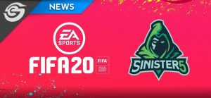 Sinister5 adds Nigerian FIFA Player DOX to Roster