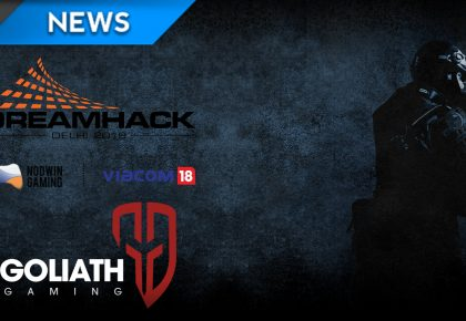 Goliath Gaming heading to DreamHack Delhi