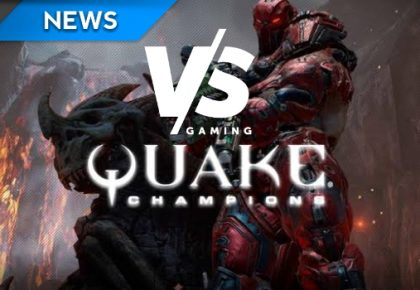 VS Gaming Quake Championship 2019 Results