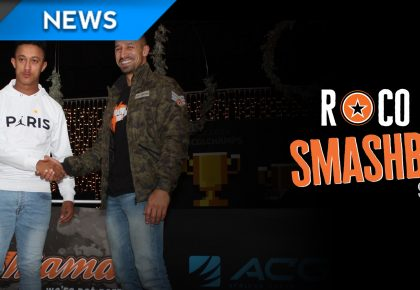'The Beast' wins the 2019 Rocomamas Smashball Series