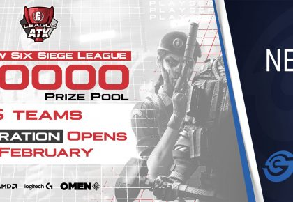 ATK Rainbow Six Siege League registrations open – What you need to know