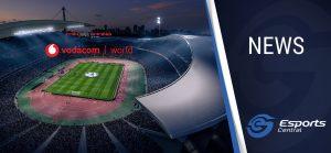 Vodacom World eFootball Tournament announced