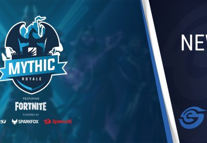 Mythic Royale Fortnite top 60 face off this weekend