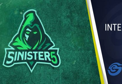 The Sinister5 Dota 2 squad is heading to Europe - We speak to the owner