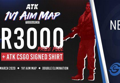 ATK Arena 1v1 CS:GO Tournament and ESL viewing party announced