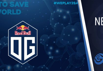 WeSave! Charity Play Dota 2 tournament kicks off this weekend